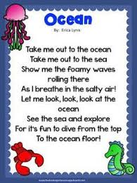 Small Picture Animals In The Ocean Song Lyrics for Kids Animals Songs for