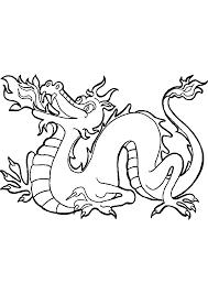 Coloriage Dragon Chinois Imprimer Unique Collection Dessins
