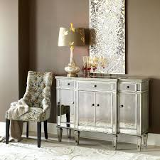 Pottery Barn Mirrored Furniture Mirror Buffet Furniture Shopwizme