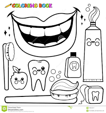 Download Coloring Pages. Tooth Coloring Page: Tooth Coloring Page ...