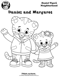 Daniel Tiger Coloring Pages Elegant Free Page Printable Cartoons Of
