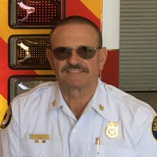 Fire Chief Bill Northcutt by catie wegman