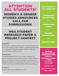 student research paper project contest women s gender  paper poster announcement poster