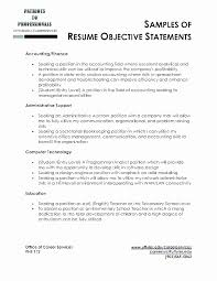 Example Bartender Resume Gorgeous Good Objective For Resume For Bartending Elegant Sample Bartending