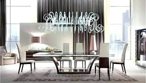 Image Glass Contemporary Dining Room Furniture Modern Tables Table And Chairs Italian Full Size Pamlawrenceinfo Decoration Modern Italian Dining Table