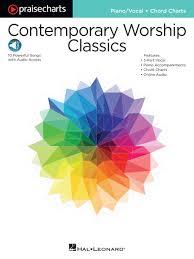 Contemporary Worship Classics Praisecharts Series Piano