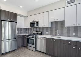 linear finish kitchen at l seven apartments in san francisco ca adobe tank san francisco ca