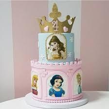 Disney Princess Cake Customized Birthday Cake Shop Caketalk Dubai