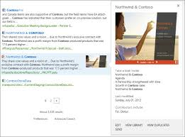 sharepoint online templates change how search results look by using result types and display