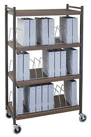 Amazon Com Standard Vertical Open Chart Rack 4 Shelves 30