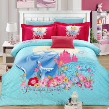 aurora snow white cinderella bedding set