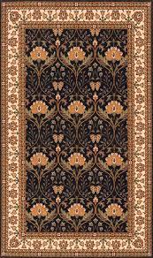 momeni persian garden pg 12 charcoal rug