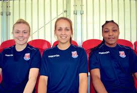Stoke City Women sign Villa trio - SheKicks