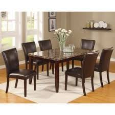 living in style ashley 7 piece counter height dining set mom s board kitchen dining sets dining furniture and dining room sets