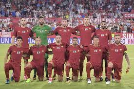Números da Roma: nenhuma camisa 2 ou 10