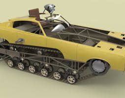 Image result for the peacemaker mad max fury road