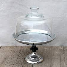 covered cake stand glass dome covered cake plate covered cake stand nz