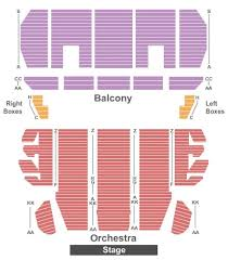 Proctors Theatre Tickets And Proctors Theatre Seating Chart