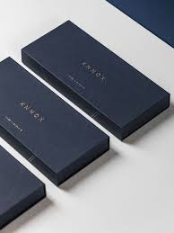 Luxury Box Packaging Design Minimal And Luxurious Packaging Design For The Knnox Lighter