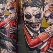 Joker Tattoo Motive World Tattoo Gallery