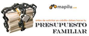 Como Hacer Un Presupuesto Familiar Mapilu Blog Como Hacer Un Presupuesto Familiar