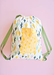 you can always add interfacing or lining to this bag but for this tutorial let s keep things simple your little ones will love making this project because