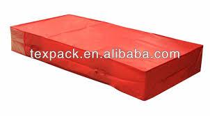mattress bag. plastic mattress bag for memory foam or folding e