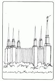 Small Picture Lds Temple Coloring Pages qlyviewcom