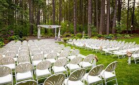 Outdoor wedding furniture Rustic Wedding Your Outdoor Wedding How To Keep Mosquitoes Away