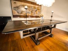 contemporary industrial furniture. Hand Made Custom Industrial Contemporary Eclectic Dining Table By Furniture A