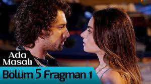Ada Masalı 5. Bölüm Fragmanı İzle 13 Temmuz Fragman - Haber Entel