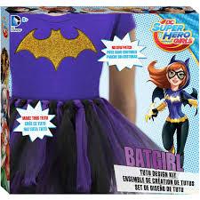 Design Your Own Tutu Kit Fashion Angels Dc Superhero Girls Batgirl Tutu Kit Express