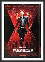 Black Widow - 2021 - Original Movie ...