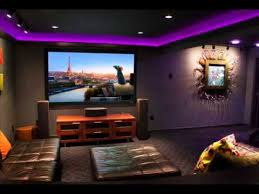 Basement Home Theater I Basement Bar And Home Theater YouTube