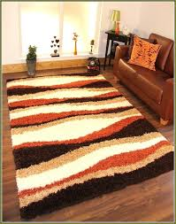 inspirational orange and white rug or burnt orange brown area rugs square lines pattern orange white brown combined layers wool carpet brown 77 orange and