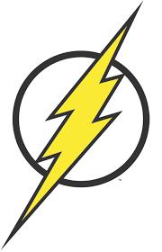 Justice League Flash Logo Men's Heather T-Shirt - Sons of Gotham