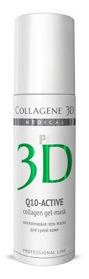 MEDICAL COLLAGENE 3D Q10-active <b>Коллагеновая гель</b>-<b>маска</b> ...