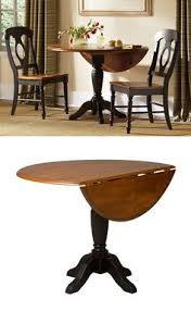 low country black drop leaf pedestal table 2 side chairs by liberty furniture breakfast nook liberty furniturecal elegancelow
