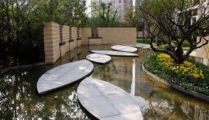apartment landscape design. Wonderful Apartment Wulin Palace Apartments  Hangzhou China Integrated Planning And Design Throughout Apartment Landscape