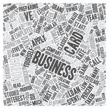 Applying For Business Credit Apply For A Business Credit Card Text Background Wordcloud Concept