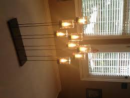 chandelier photo mason jar pendant light lights bronze home depot allen roth 18 antique rust glass allen roth mission bronze pendant light