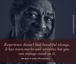 Wise Life Quotes Experience Makes A Man Wise Life Quotes Musings Of Nature 67