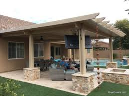 Wood Solid Alumawood Patio Cover Solid Alumawood Patio Covers