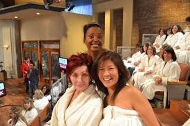julie chen without makeup sharon osbourne julie chen and aisha tyler photo by