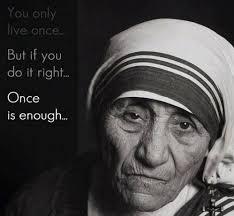 40 Inspirational Mother Teresa Quotes Impressive Mother Teresa Quotes
