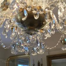 8 branch cut glass crystal chandelier antique lighting antique french chandeliers chandelier crystal