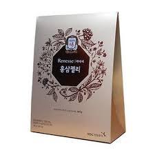 Korean, red, ginseng, benefits