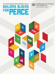 Picture books for International Day of Peace