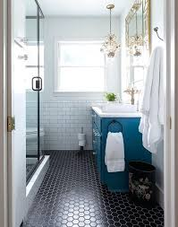 white tiles bathroom ideas black and white tile bathroom ideas traditional with fl trash can wall