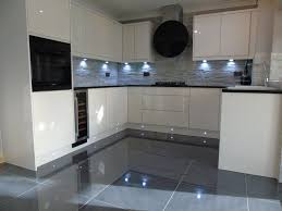 Modern Kitchen : High Gloss Bathroom Tiles Cream Best Of For ...